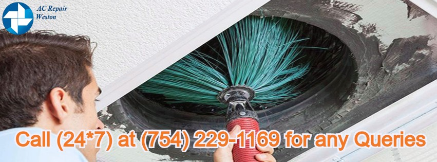 Air Duct Cleaning Weston